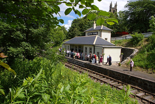 Crowd-at-Keith-Town-02 | by Keith Dufftown Railway - Moray Connections