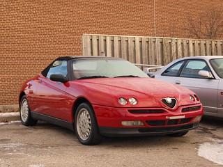 1995 Alfa Romeo GTV Spider