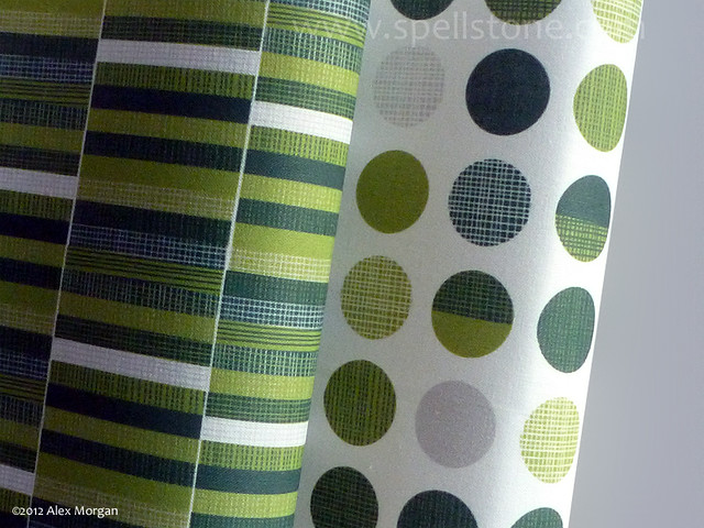 Woodland Stripe + Spots