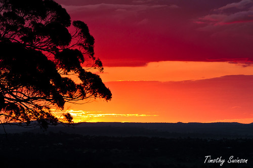 sunset australia queensland toowoomba mtkynoch timothyswinson kingbobnet