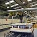 Ny fabrik för Norton keramiska slipskivor – Interiör 1