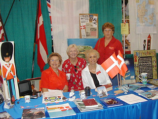 Sarasota - Danish Club at Heritage Festival (1)