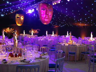 Themed marquee hire | by county marquees