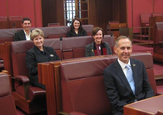 Senators in Senate