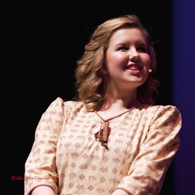 Ado Annie Basha High School Stage Production Of Oklahoma Flickr