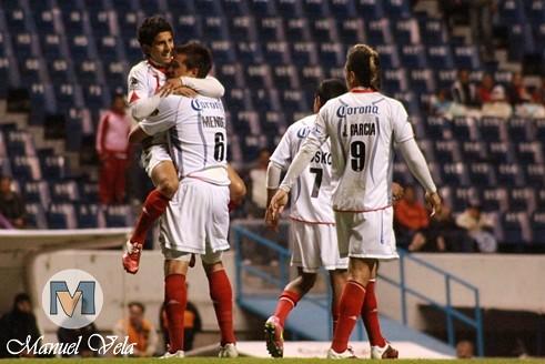 IMG_0132 Lobos BUAP líder en Liga de Ascenso derrota 3-1 a Estudiantes de Altamira J2 TC2012 partido disputado en el Estadio Cuauhtémoc por Mv Fotografía Profesional / www.pueblaexpres.com
