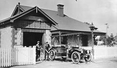 Gawler Fire Station 1914