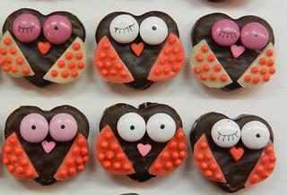 Owl Valentine's Day Treat | by MyOwlBarn