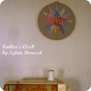 Fat Quarterly Issue 8 - The Quilter's Clock