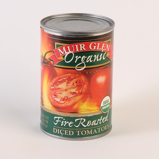 Fire Roasted Diced Tomatoes   by artizone