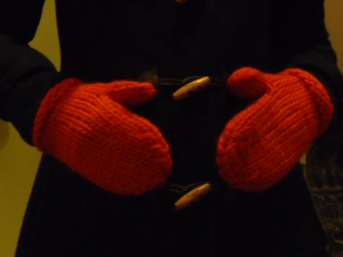 COS Mittens | by English Girl at Home