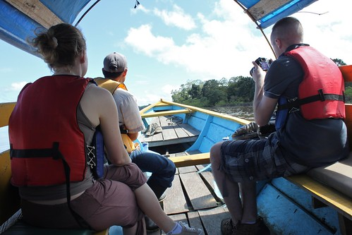 Colombia: Amazon Jungle Tour - Day 1