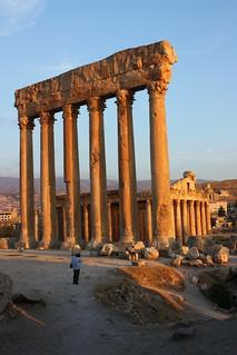 Baalbek, Temple of Jupiter