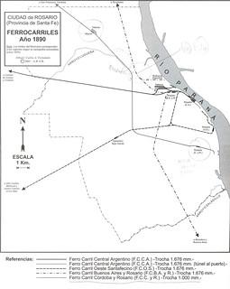 mapa-de-ferrocarriles | by empalmegraneros
