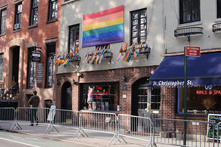 Stonewall Inn, West Village | by InSapphoWeTrust