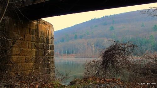 railroad bridge vermont brattleboro vt