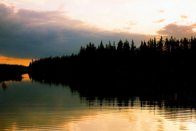 East Mawdsley Lake, Saskatchewan, Canada
