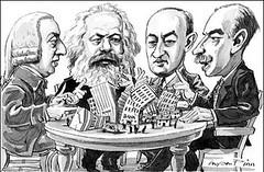 Economistas: Smith, Marx, Schumpeter, Keynes