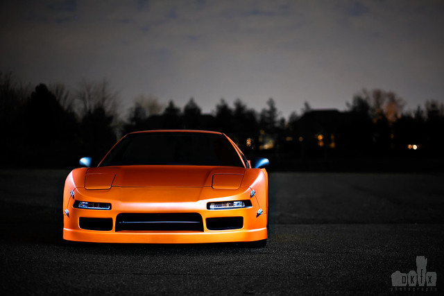 Creamsicle ; nsx