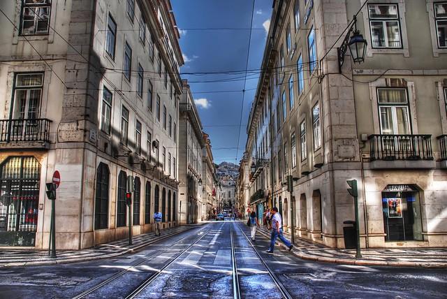 Carrer de Lisboa / Calle de Lisboa / Lisbon Street