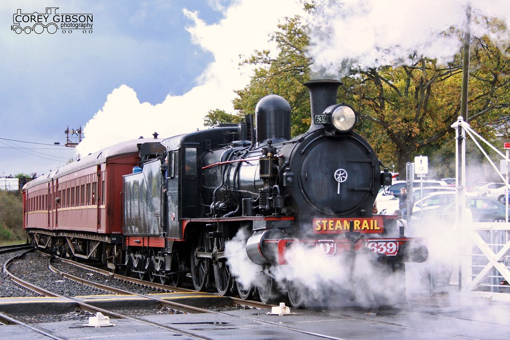 D3 639 at Ballarat by Corey Gibson