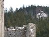 Výhled z Kašperka na Pustý hrádek, foto: Petr Nejedlý