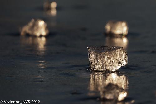 sunset ice illinois pond glow boardwalk savannah prairie preserves lakecounty lcfpd rollinssavannahforestpreserve