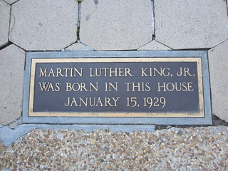MLK's house | by drquoz