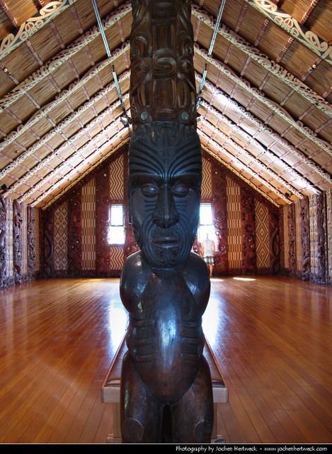 Te Whare Runanga, Waitangi, New Zealand