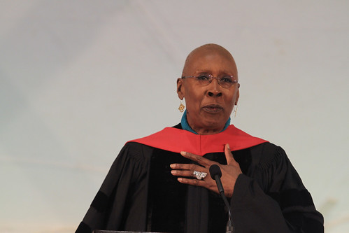 Judith Jamison at Bryn Mawr College Commencement 2011