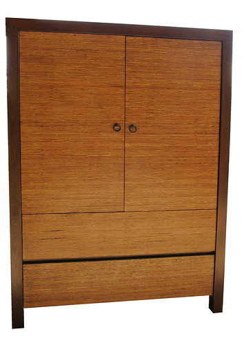 Kirei Armoire with drawers | by urbanwoods123