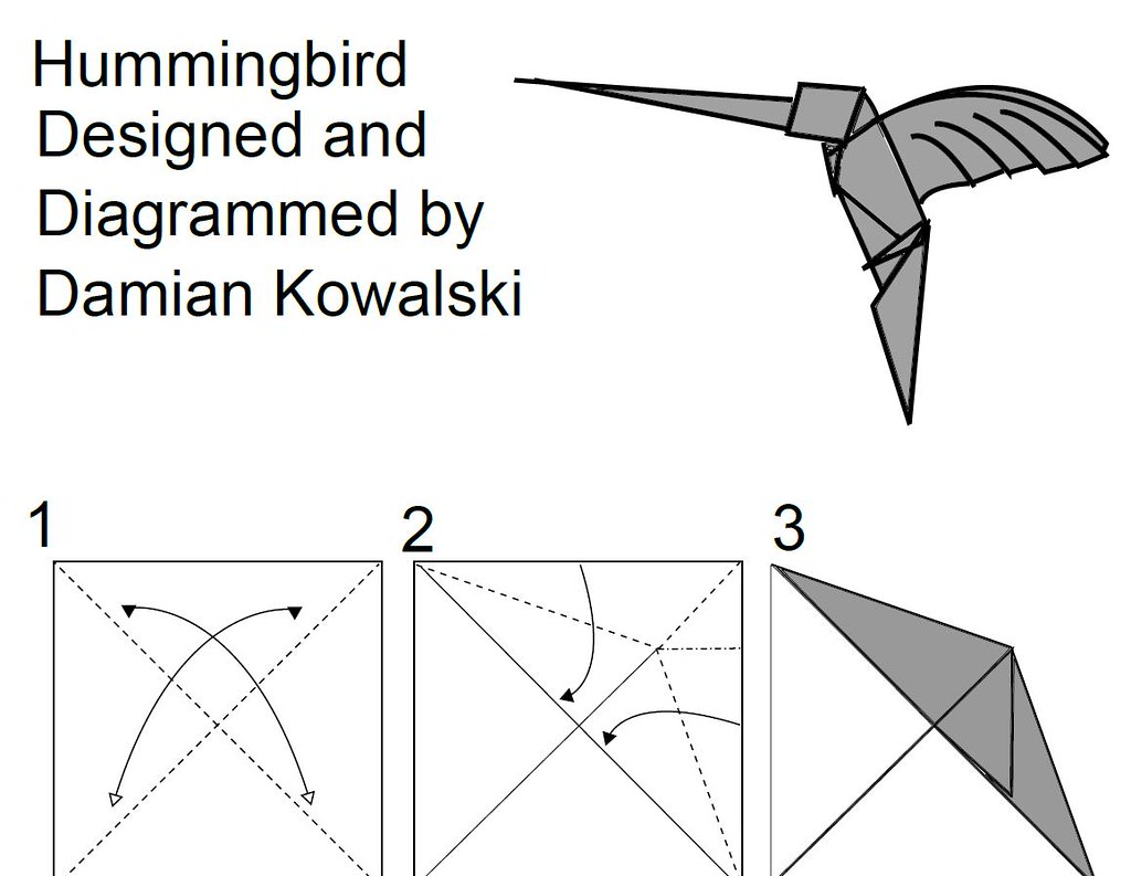 Hummingbird Diagram  Ready To Test