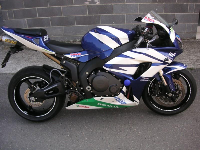 Honda Cbr 1000 Rr Motogp Replica Marco Melandri Tuning By Flickr