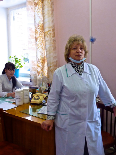 General Practitioner office staff | by World Bank Photo Collection