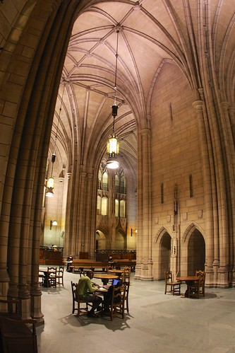 Commons Room: Inside the Cathedral of Learning | by daveynin