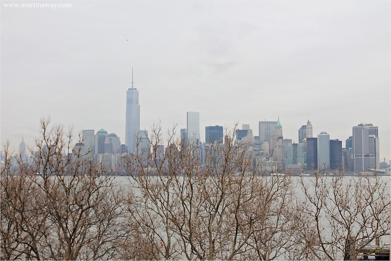 Manhattan from Liberty Island, segreti di New York