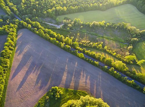 sunset summer nature rural quiet peace farm patterns farming calming peaceful calm aerial fields designs summertime aerialphotography drones 2016 phantom4 longlight dji dronephotography djiphantom3 djiphantom4