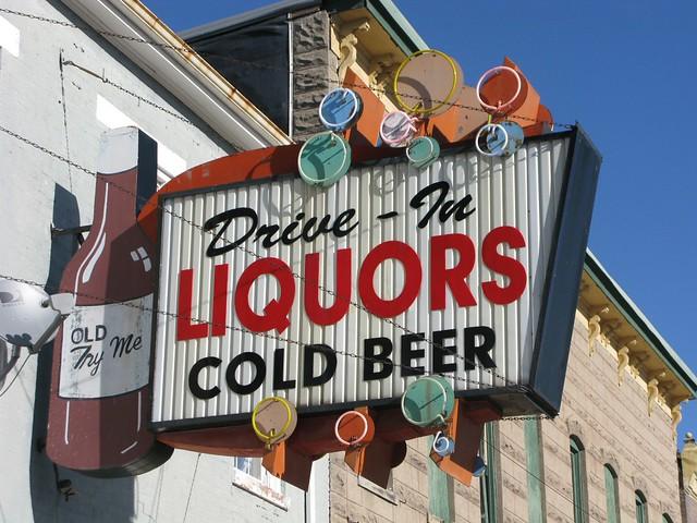 Rihm's Liquor Store