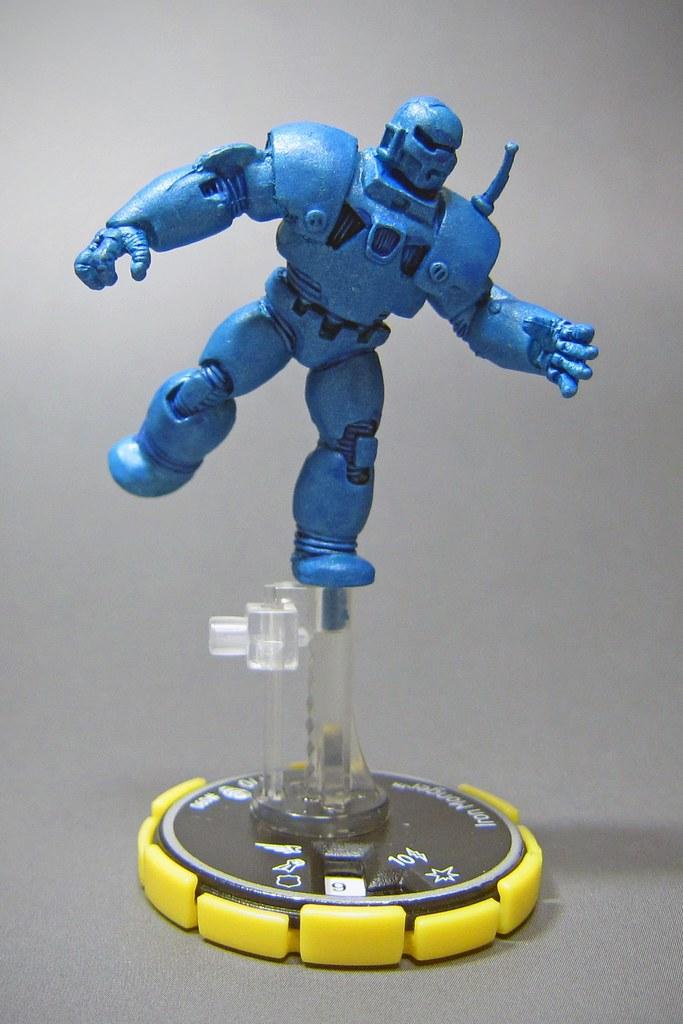 Marvel Heroclix Armor Wars 090 Iron Monger Unique