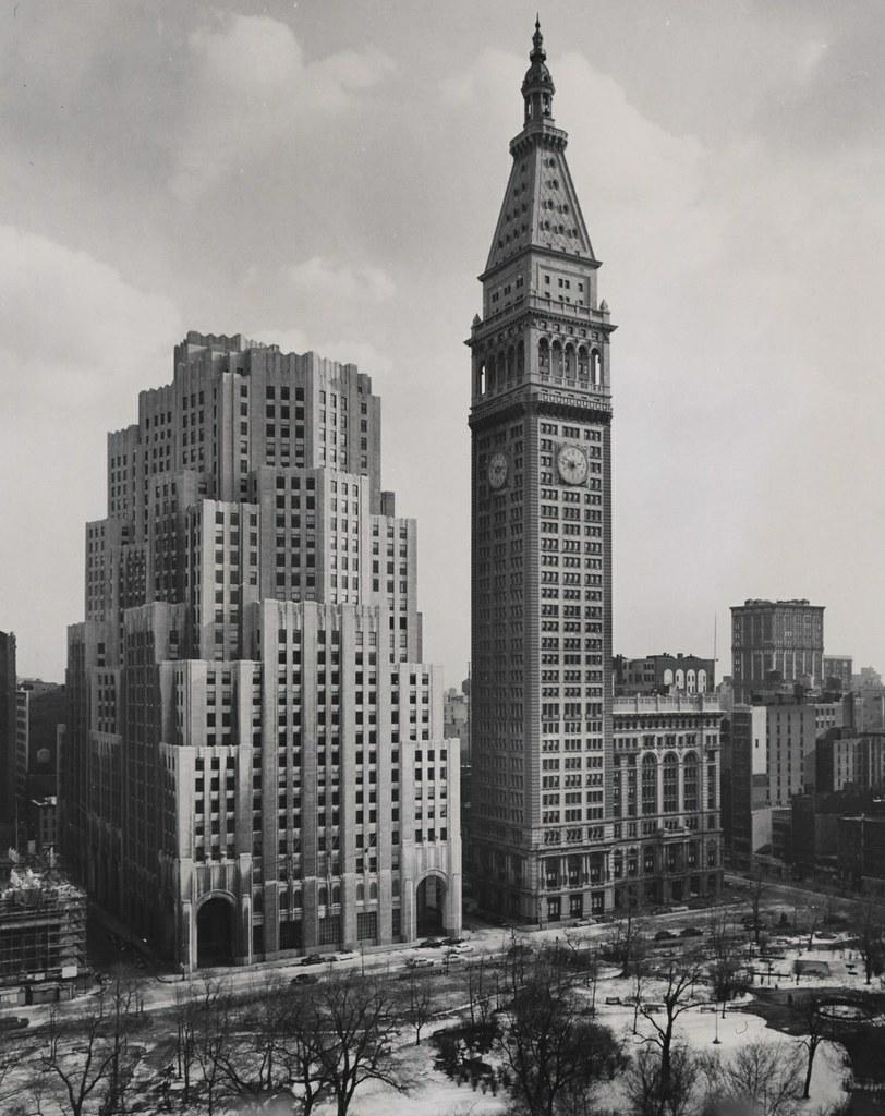 New York (N.Y.): Metropolitan Life Insurance Company Tower ...
