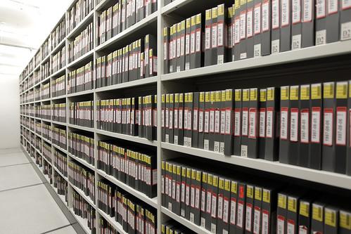 Video tape archive | by DRs Kulturarvsprojekt
