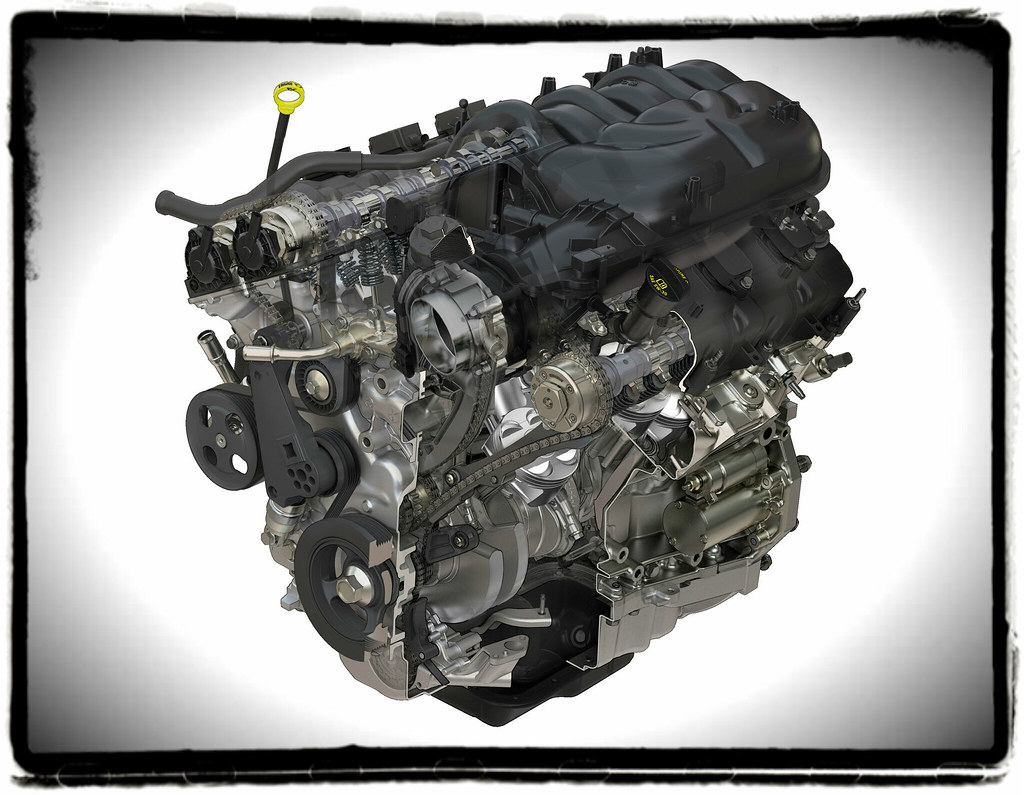 Pentastar V6 - One of Ward's 10 Best Engines for 2012 | Flickr