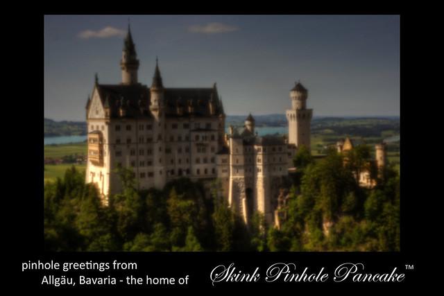 Neuschwansteinpostcard