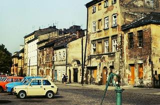krakow kazimierz 1983