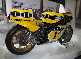 Roberts Yamaha GP 500 | Michael Bellee | Flickr