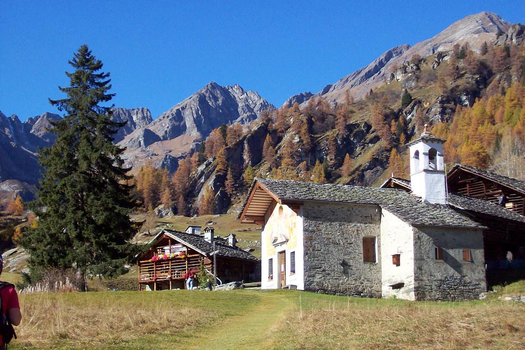 Alagna Valsesia (Piemonte, Italy)