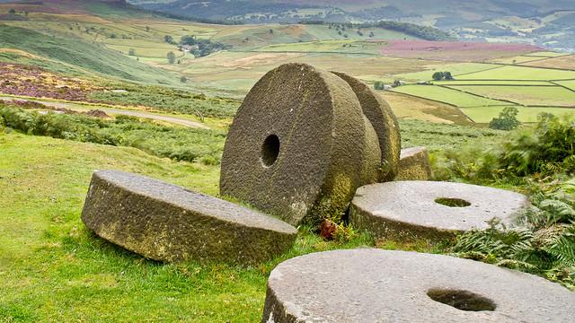 Millstones, Peak District