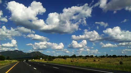 road arizona clouds highway 2011 mytouch4g serenospring