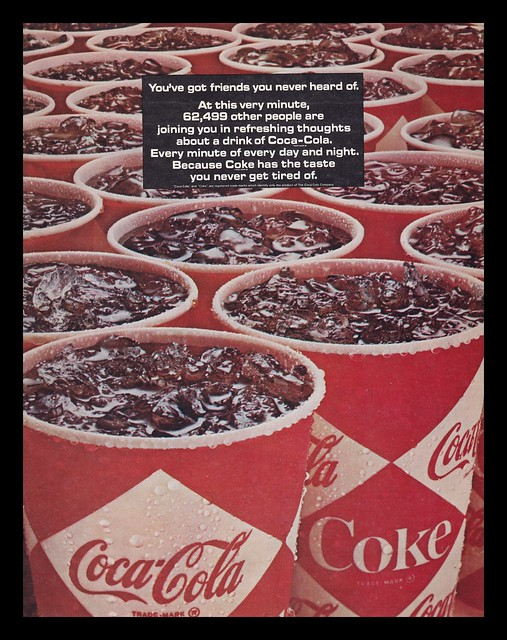 Coca-Cola, 1968