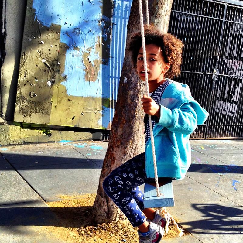 Valencia Swing